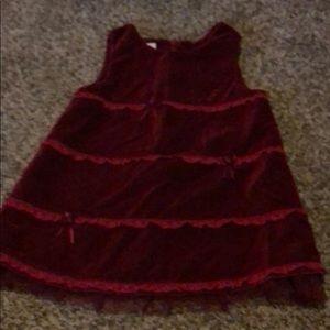 Talbots dress infant girls